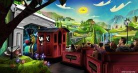 Mickey & Minnie's Runaway