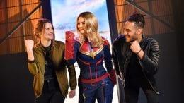 Encounter Captain Marvel during Marvel Season of Super Heroes at Disneyland Paris