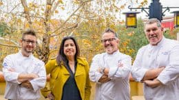 Dinner with Disney Chefs at the 2019 Disney California Adventure Food & Wine Festival