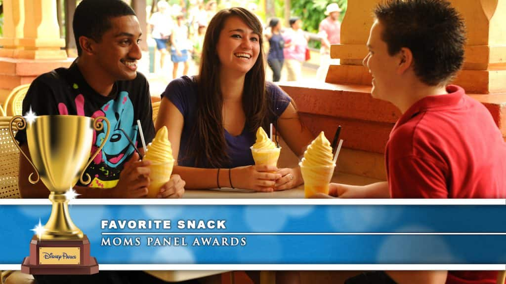 Dole Whips at Walt Disney World Resort