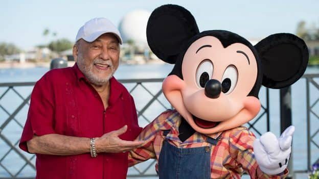 DisneyFamilia: Eddie Palmieri Brings salsa y sabor to Epcot International Flower & Garden Festival!