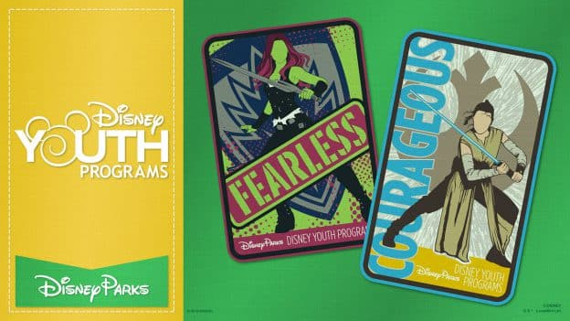 Disney Youth Programs Girl Scout Patches In Honor of National Girl Scout Day