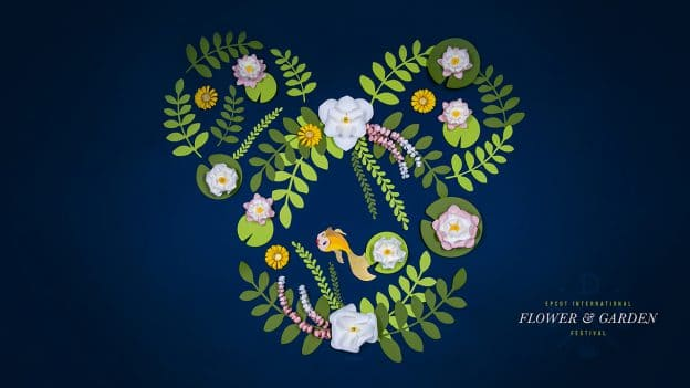 Epcot International Flower & Garden Festival Wallpaper