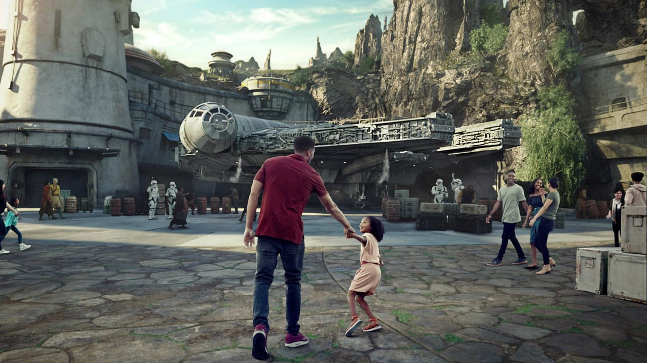 Star Wars: Galaxy's Edge to Open May 31 at Disneyland Resort, August 29 at Disney's Hollywood Studios