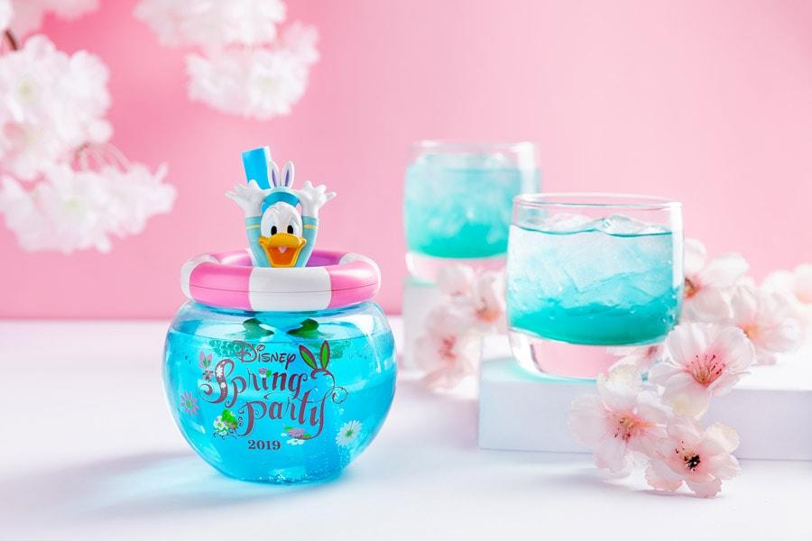 Spring food and beverage offerings at Shanghai Disneyland