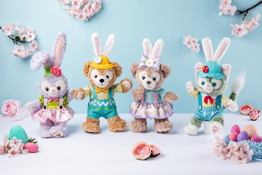 Duffy and Friends spring collection
