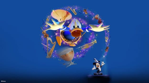 Mickey's PhilharMagic Premiering in April at Disney California Adventure park