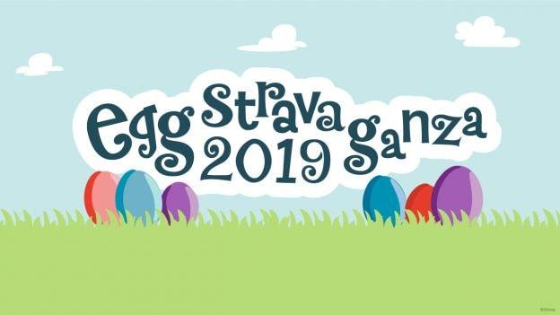 Eggstravaganza April 5-21, 2019