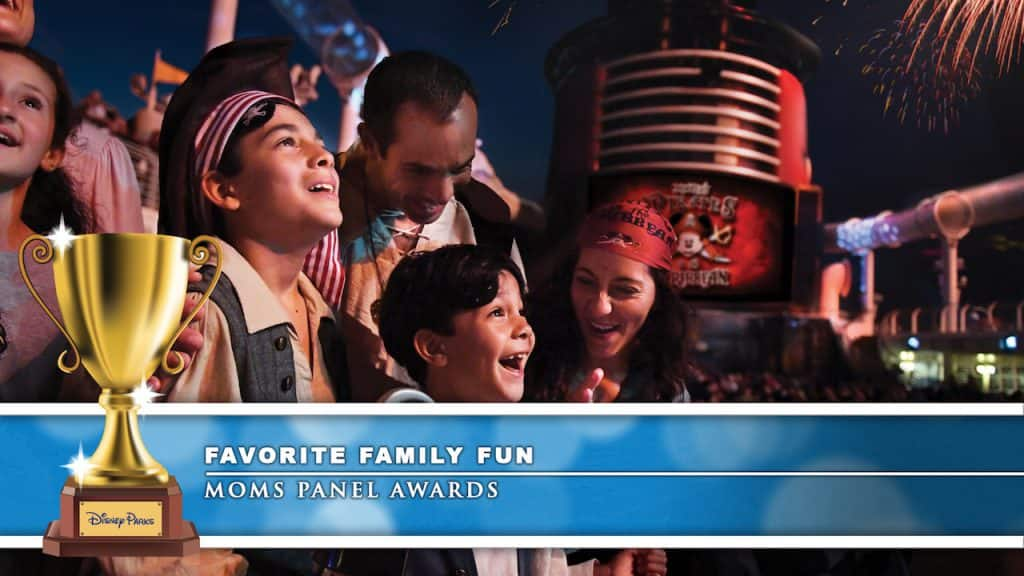Pirate Night with Disney Cruise Line