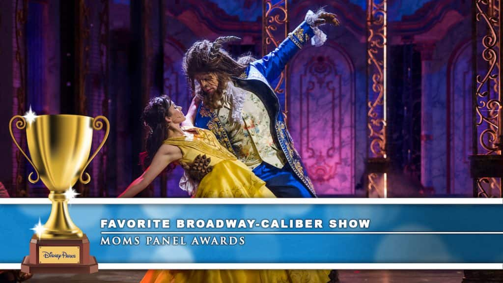 'Beauty and the Beast' on the Disney Dream