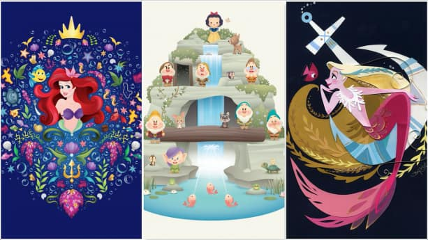 Meet the Artists in March at WonderGround Gallery in Downtown Disney District at Disneyland Resort