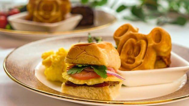 Disney Princess Breakfast Adventures at Napa Rose at Disney's Grand Californian Hotel & Spa