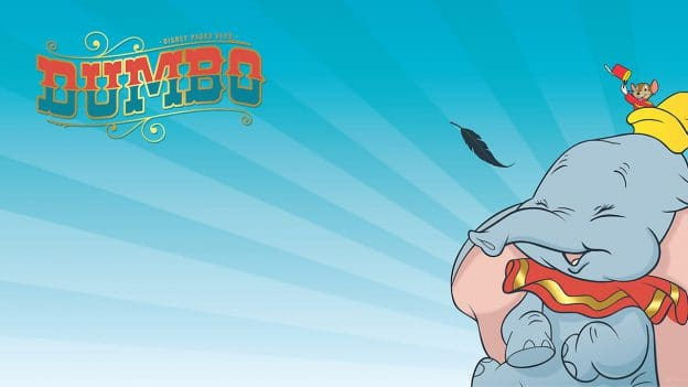 2019 Dumbo Wallpaper