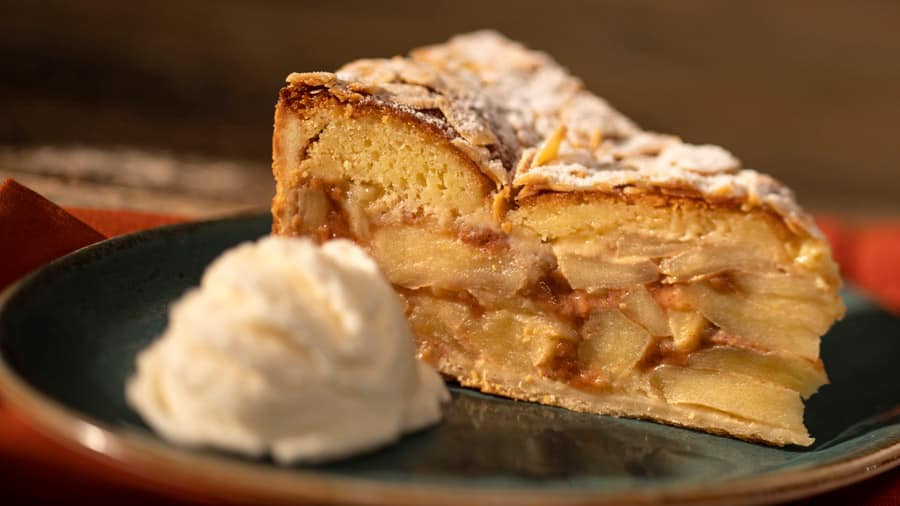 Apple Pie from Whispering Canyon at Disney's Wilderness Lodge