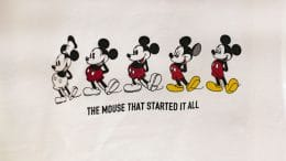 Mickey Mouse Shirt from Disney Springs