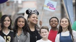 Watch DisneyNOW Live Stream of Disney Channel Fan Fest on April 27 – Your Favorite Stars Live From Disneyland Resort