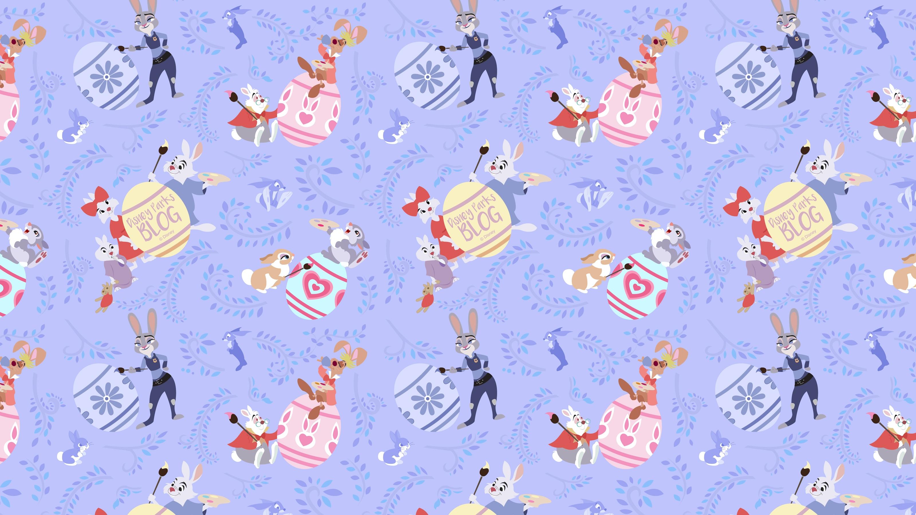 2019 Easter Wallpaper Desktop Ipad Disney Parks Blog