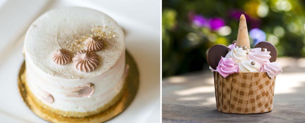 Briar Rose Gold Desserts at Walt Disney World Resort