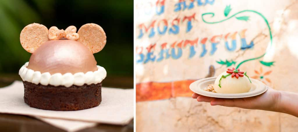 New Desserts at Disney's Animal Kingdom
