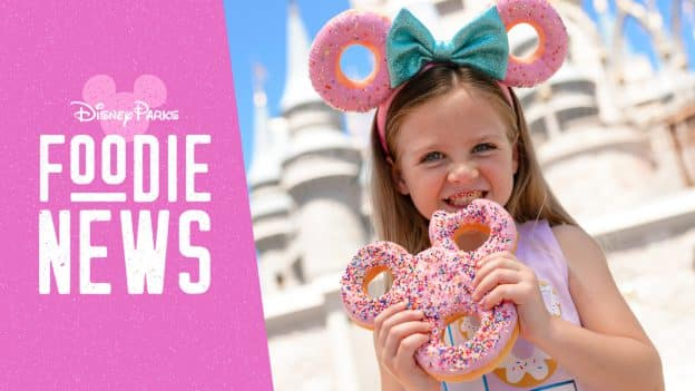 Magic Kingdom Park Foodie News: April 2019