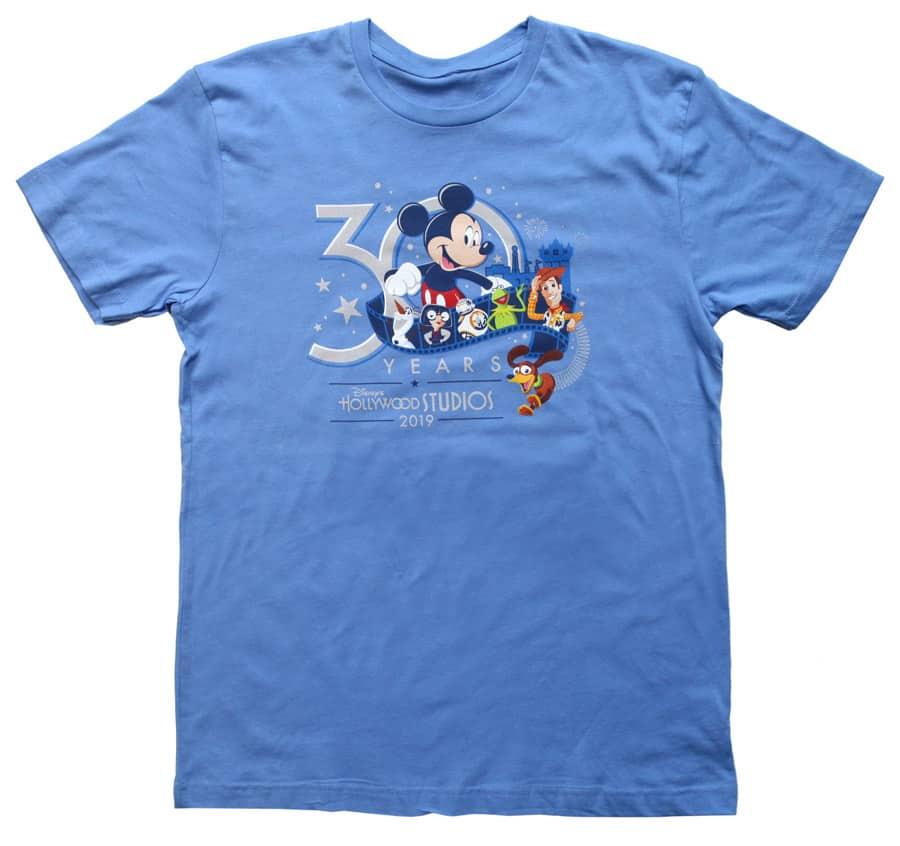 Disney's Hollywood Studios 30th Anniversary T-shirt