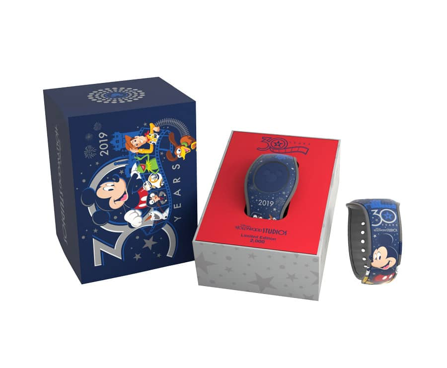 Disney's Hollywood Studios 30th Anniversary MagicBand