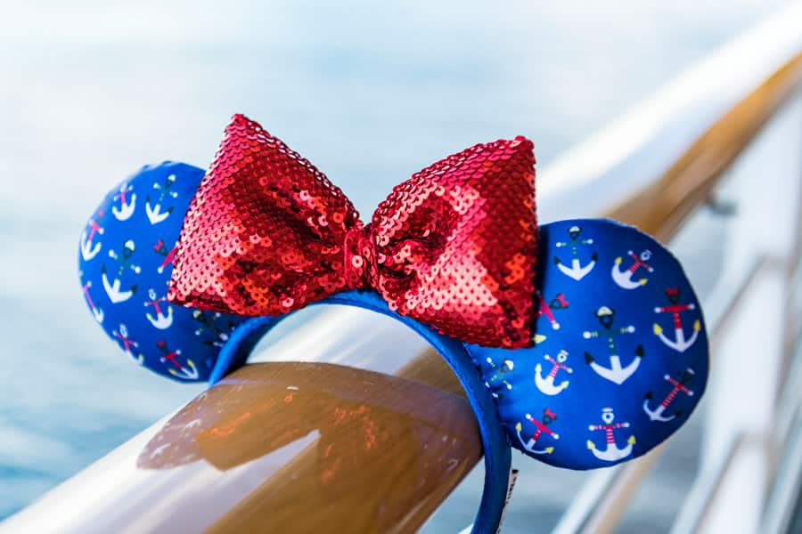 Disney Cruise Line's exclusive new Characters Ahoy collection  - Characters Ahoy ears