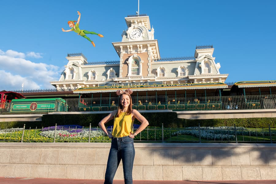 Top 10 Magic Shots at Magic Kingdom Park