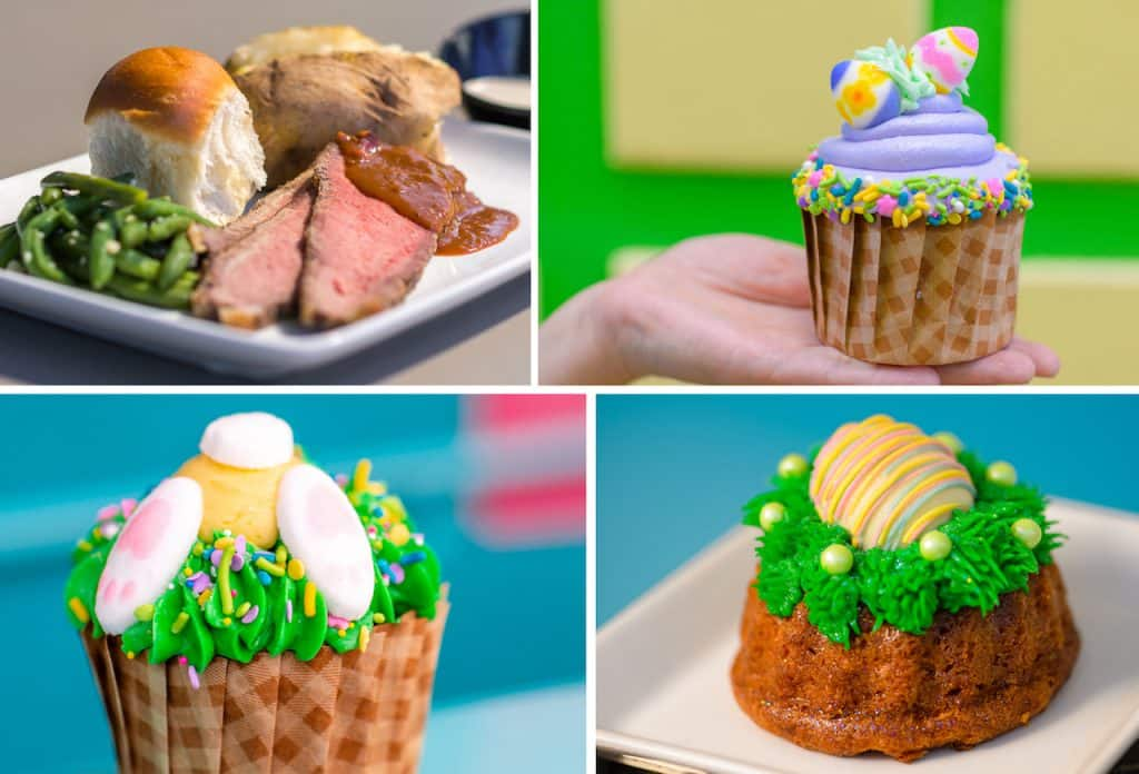 Easter Offerings throughout Walt Disney World Resort
