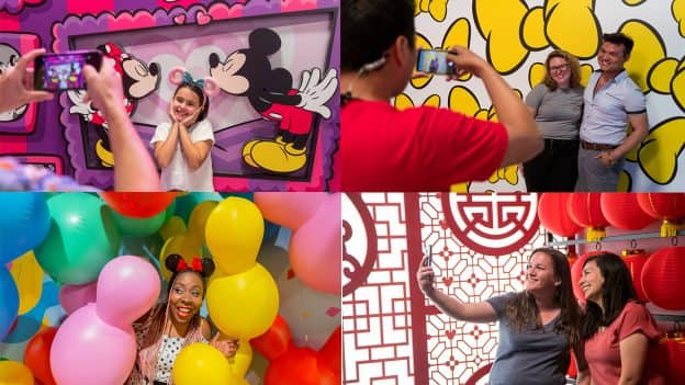 Disney Parks Blog Meet-Up Pops into Pop-Up Disney! A Mickey Celebration in Downtown Disney District at Disneyland Resort