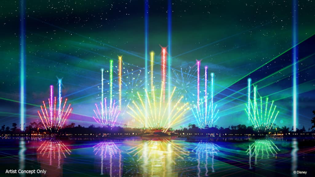'Epcot Forever' Rendering