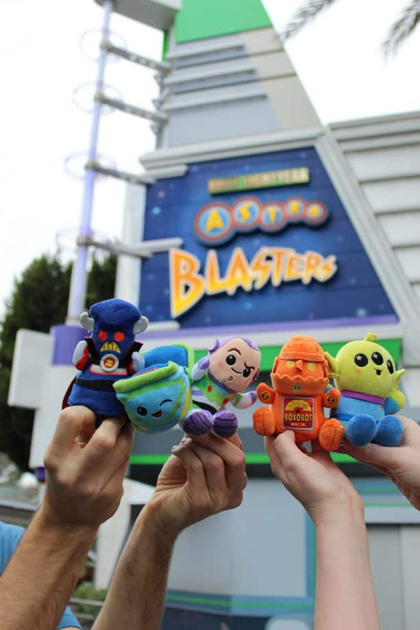 New Wishables Buzz Lightyear Attraction Collection Launches