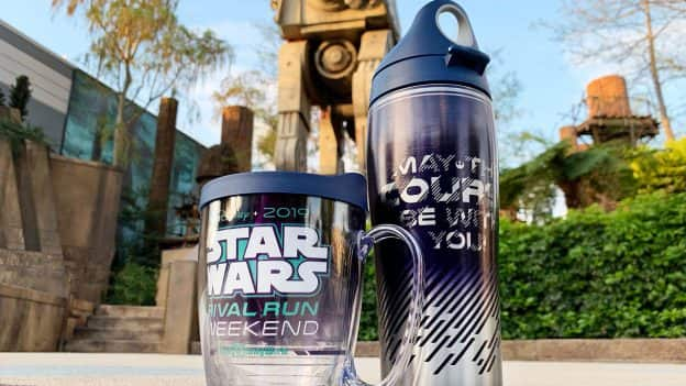 Celebrate Epic Rivalries with the 2019 Star Wars Rival Run Weekend Merchandise