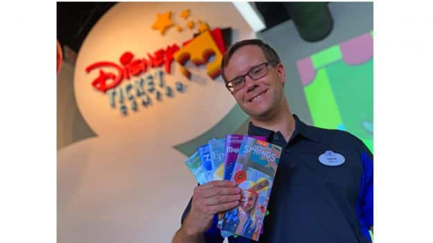 The Disney Ticket Center at Disney Springs
