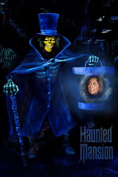 Hatbox Ghost Magic Shot