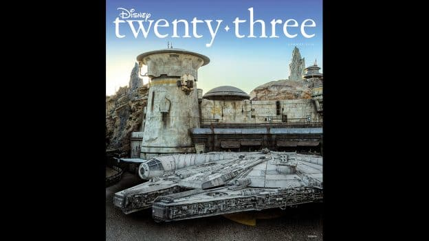Star Wars: Galaxy's Edge Lands on the New Disney twenty-three