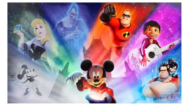 """Wonderful World of Animation"" at Disney's Hollywood Studios"