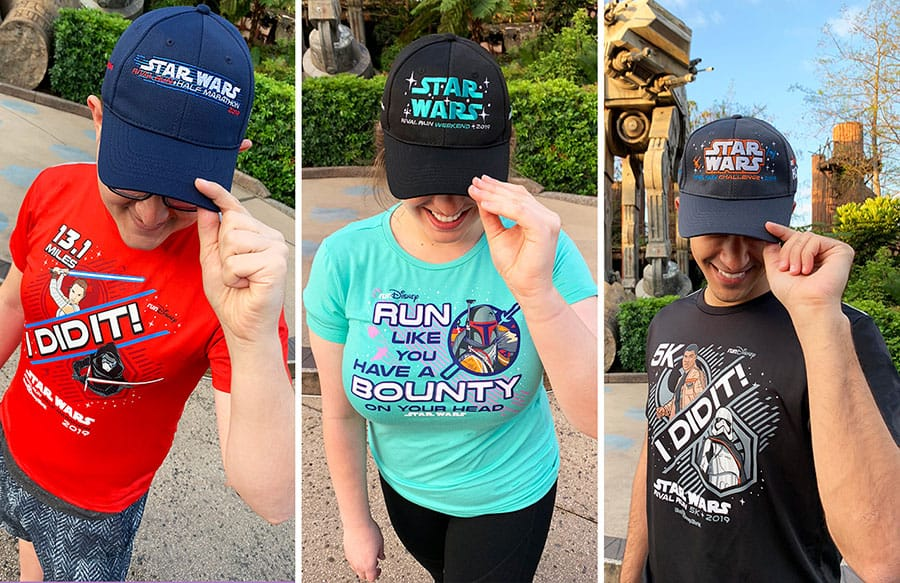 Star Wars runDisney apparel
