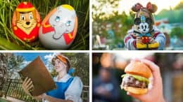 10 Springtime Experiences Now in Full Bloom at Disneyland Resort