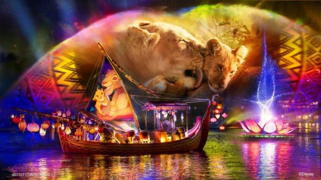 Rivers of Light: We Are One at Disney's Animal Kingdom