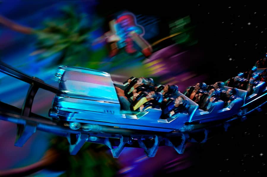 Rock 'n' Roller Coaster Starring Aerosmith at Disney's Hollywood Studios