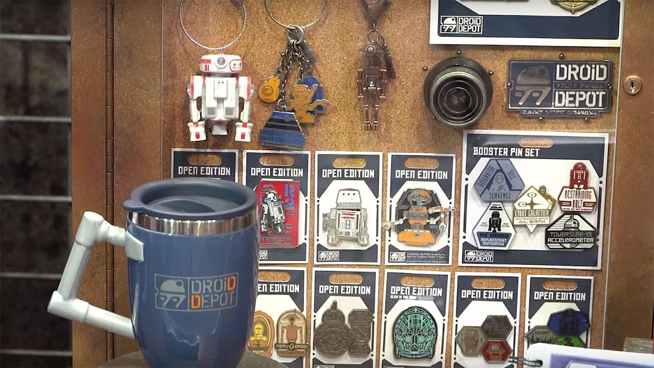 Update new merchandise coming to star wars galaxy s edge for Merchandising star wars