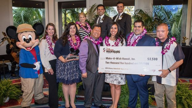 Disneyland Resort Names Disney VoluntEARS of the Year