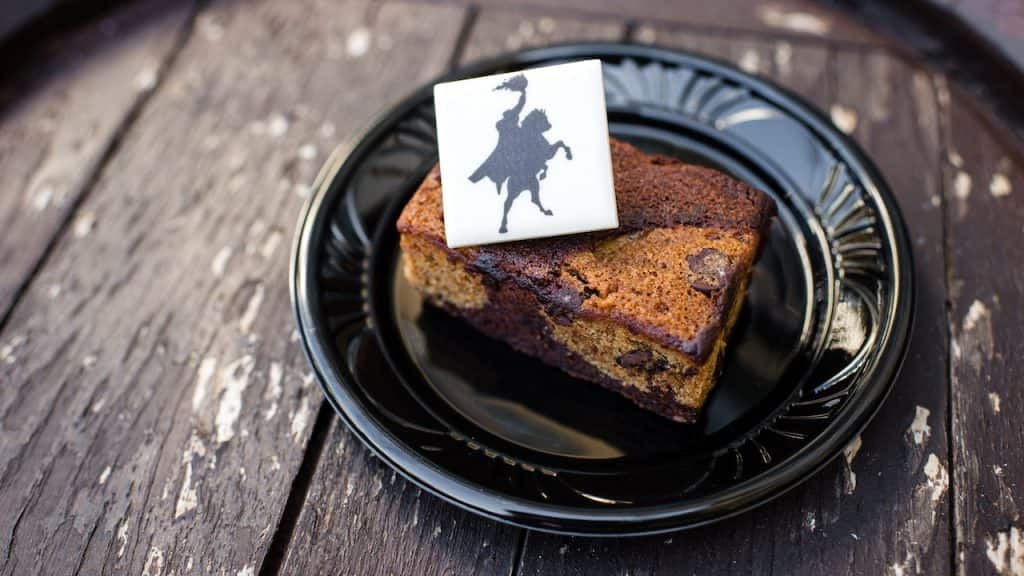 Headless Horseman Browkie from Liberty Square Popcorn Cart for Disney Villains After Hours at Magic Kingdom Park