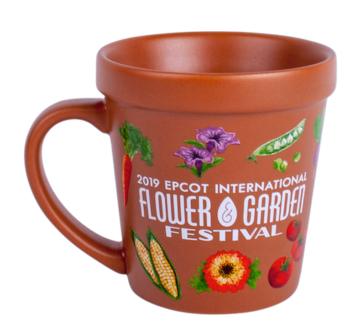 Epcot International Flower & Garden Festival Passholder-Exclusive Merchandise