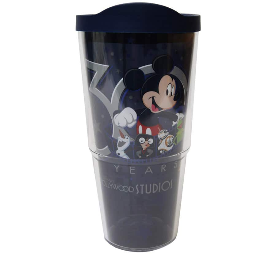 Disney's Hollywood Studios 30th Anniversary Tervis tumbler