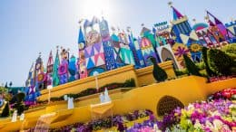 'it's a small world' at Tokyo Disneyland