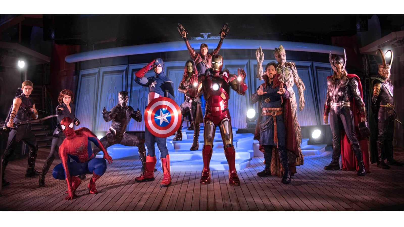 Celebrate Marvel Studios Avengers Endgame With New Mobile