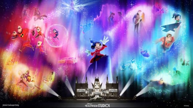 b9fa5aa8 Creating 'Wonderful World of Animation' for Disney's Hollywood Studios