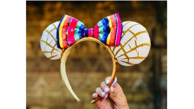 New Mexican Sweet Bread Mickey Ears